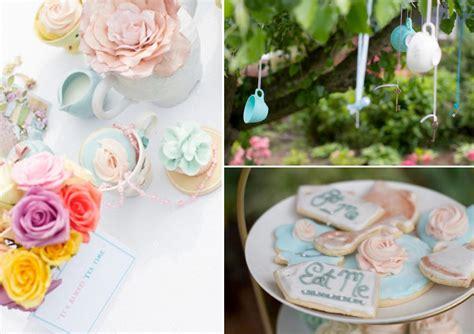 in tea decorations vintage tea kara s ideas