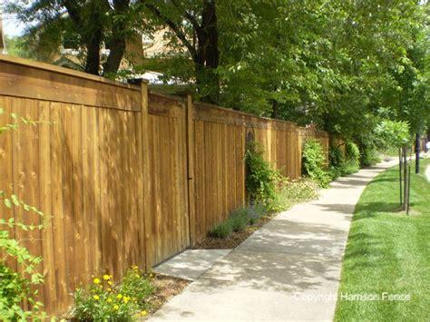 Privacy Fences, Wood Fences And Cedar