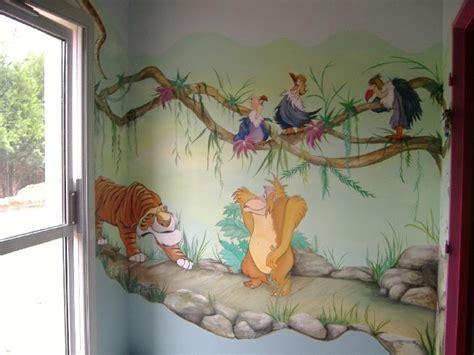 decoration chambre jungle décoration bébé décoration chambre bébé theme livre jungle