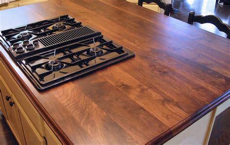 construction styles  custom wood countertops