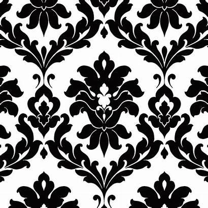 Damask Pattern Norwall Roll Svg Kangley Stencil