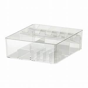 Boite A Bijoux Ikea : godmorgon bo te compartiments ikea ~ Teatrodelosmanantiales.com Idées de Décoration