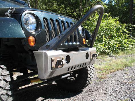 jeep stinger bumper affordable stinger non winch front bumper jeep wrangler jk