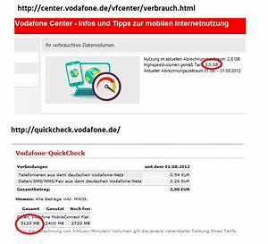 Vodafone Rechnung Drucken : volumenerh hung von 5 gb auf 8 5 gb hab ich was v vodafone community ~ Themetempest.com Abrechnung