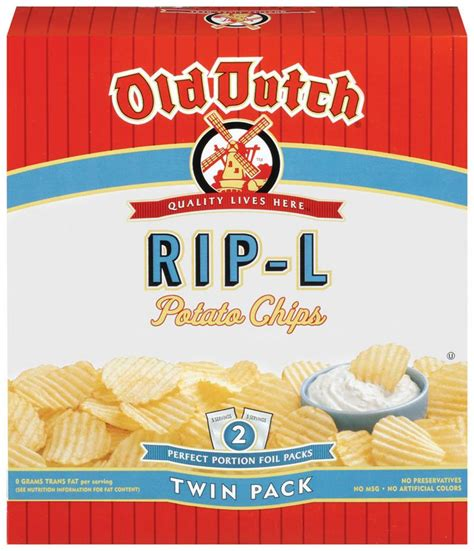 box of chips pack rip l box chips
