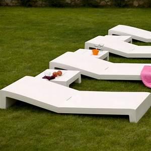 Bain De Soleil Design : jut tumbona bain de soleil orange de vondom ~ Teatrodelosmanantiales.com Idées de Décoration