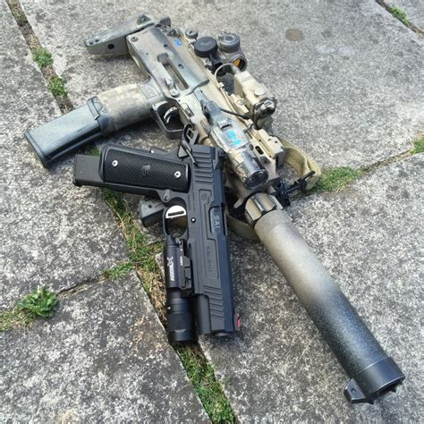 Tier 1 Operator MP7A1 - Airsoft Weapon Builds