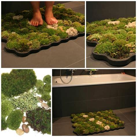 moss shower mat wonderful diy amazing moss shower mat
