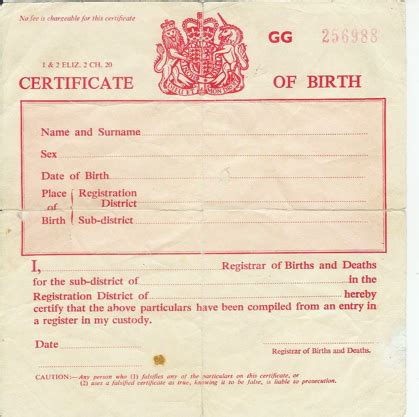 how do i get a long form birth certificate blank birth certificate uk printable birthday certificates