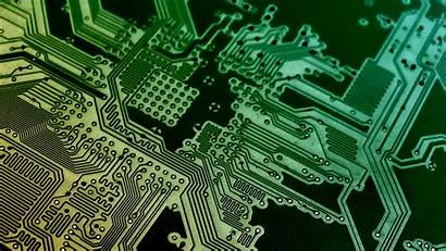 Electronic Circuit Wallpapers Backgrounds Electronics Computer Abstract