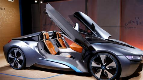 I8 Bmw Cost by New Bmw I8 Roadster Review Bmw I8 Roadster Price 2018