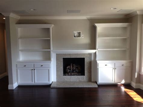 bookcases next to fireplace built in bookcases around fireplace bing images living