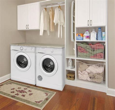closet works tips small laundry room design