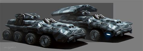 world otomotif concept military vehicles  sergey
