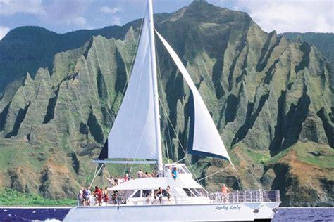 Kauai Boat Tours Poipu by Kauai Sea Tours Na Pali Boat Tours Kauai