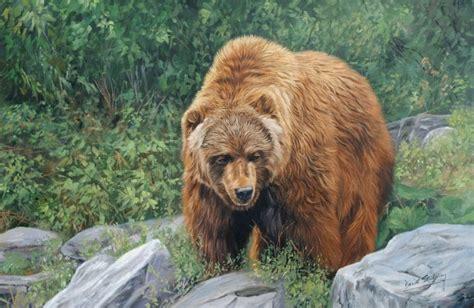 im 225 genes arte pinturas paisajes con animales pinturas al