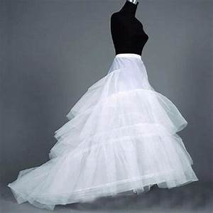 aliexpresscom buy a line petticoat wedding dress With wedding dress crinoline