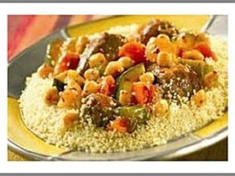 cuisine marocaine classement les meilleures recettes de couscous et poulet