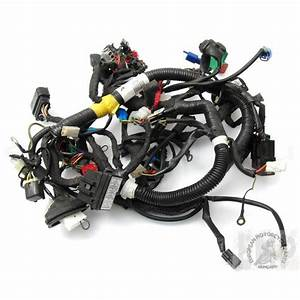 Ktm Duke 125 Abs 2012 Wiring Harness 90111175000