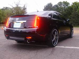 Themeng 2008 Cadillac Cts Specs  Photos  Modification Info