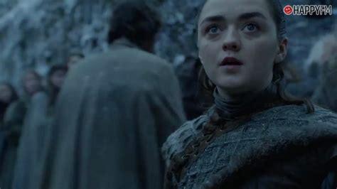 ¿qué Significa La Cara De Arya Stark En