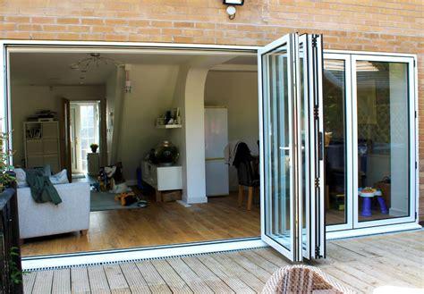 white bifold doors gallery photos midland bi folds