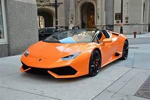 Lamborghini Huracan Spyder : 2017 lamborghini huracan spyder lp 610 4 spyder stock gc mir86 for sale near chicago il il ~ Medecine-chirurgie-esthetiques.com Avis de Voitures