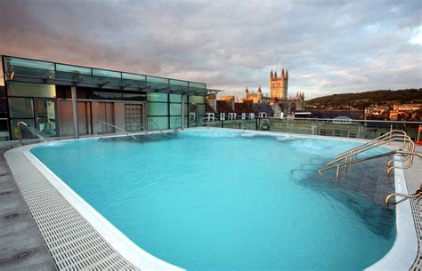 Thermae Bath Spa, Enjoy The Sensation Of A Natural Hot