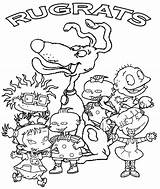 Rugrats Coloring Pages Pickles Tommy Characters Printable Cartoon Sheets Nintendo Cool2bkids 90s Printables Ausmalbilder Birthday Pickle Colouring Cartoons Grown Lesson sketch template