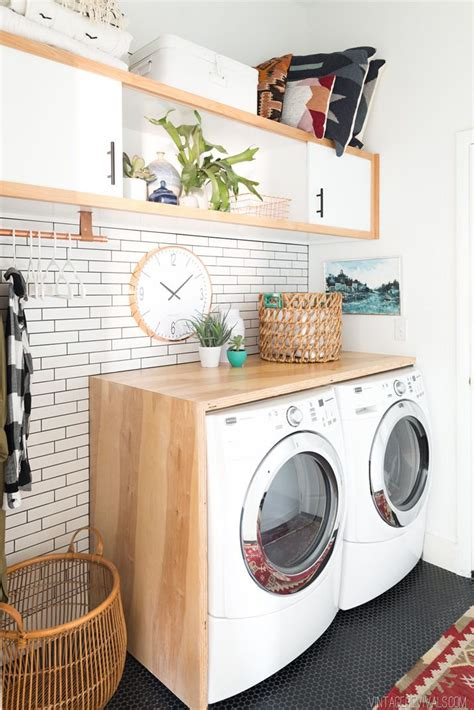 clever diy laundry room ideas