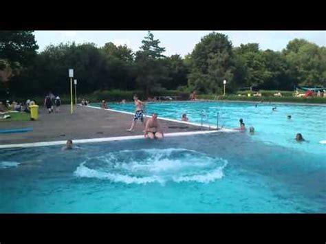 Schwimmbad Aerzen Youtube