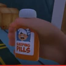 Sleeping Pills - Official Hello Neighbor Wiki