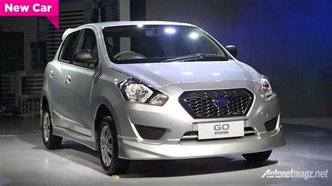 New Datsun by New Datsun Go Panca Hatchback 2014