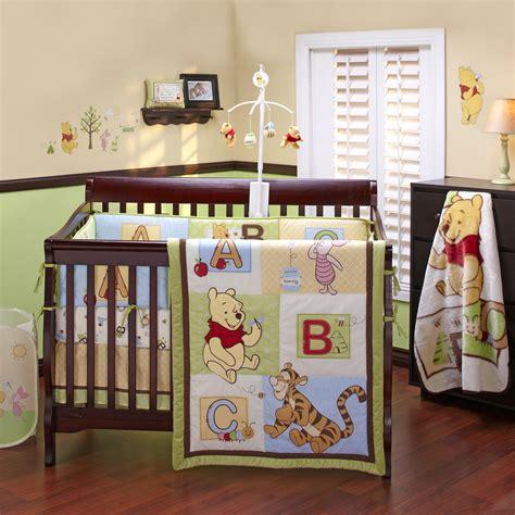 winnie the pooh nursery decor uk pooh nursery disney baby pooh abc 4 crib