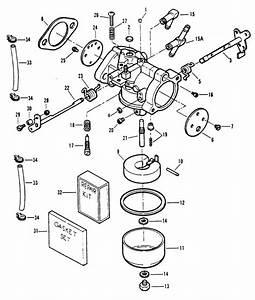 Carburetor For Sportjet  Sport Jet 90  Engine