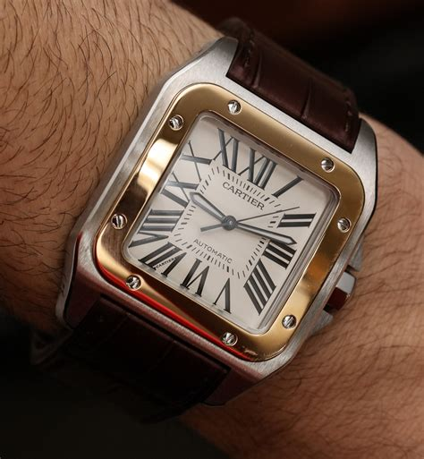 Cartier Santos 100 Watch Review  Ablogtowatch. 6 Carat Rings. Real Ankle Bracelets. Womens Gold Band Rings. Kay Jewelers Bracelet. Vintage Rings. Peace Pendant. 12mm Bracelet. Extreme Watches
