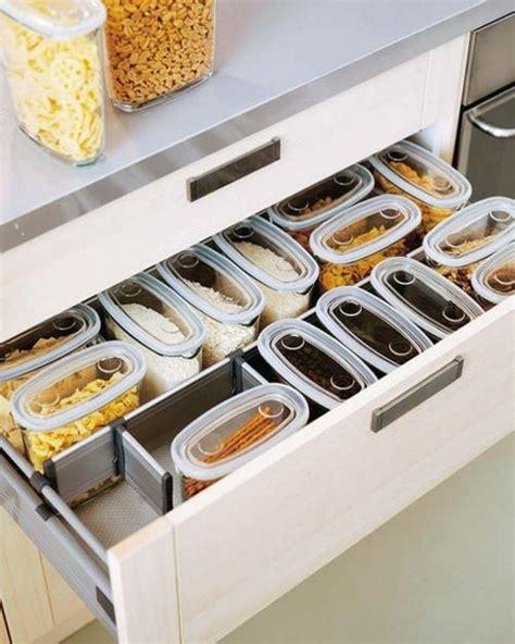 Schubladen Organisation Küche by Cornflakes Reis K 252 Che Aufbewahrung Schublade Ideen
