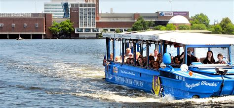 Duck Boat Tours Of Boston by Experience Theoriginal World Famousboston Duck Tours