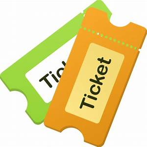 Tickets Icon | Flatastic 4 Iconset | Custom Icon Design