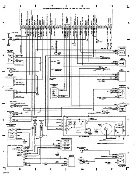 A Wiring Harness For 1988 Chevy Van. A. Wiring Examples