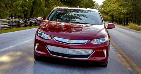 2019 Chevy Volt First Drive Review Still One Of The Best