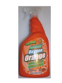 la awesome degreaser la totally awesome all purpose degreaser cleaner oxygen orange