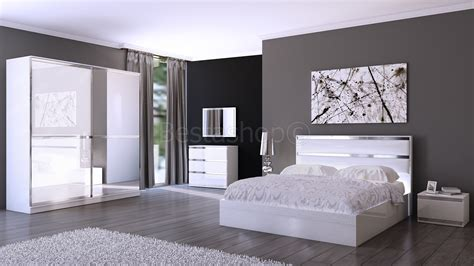 chambre coucher adulte moderne modele chambre adulte