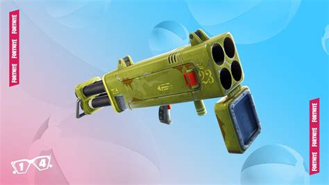 fortnite leaked unvaulted weapons    days