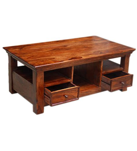 Olida Storage Coffee Table by Mudra Online   Coffee & Centre Tables   Furniture   Pepperfry Product