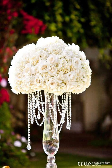 flower centerpieces ideas  pinterest wedding