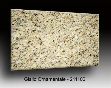 giallo ornamentale 211106 discounted granite