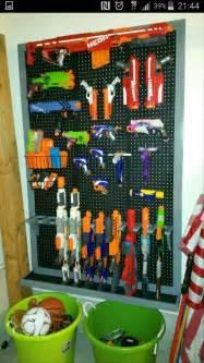 The most common modded nerf guns material is aluminum. Nerf Gun Rack | Boom Boom | Pinterest | Nerf and Guns