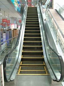 Diagram Of An Escalator