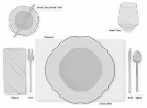Table Setting Diagram Placemat  U0026 Table Setting In Montessori Toddler Classroom Tablecloths And